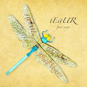 Teitur 4 songs front cover smaller